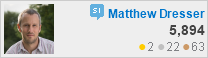 profile for Matthew Dresser at Sitecore Stack Exchange, Q&A for developers and end users of the Sitecore CMS and multichannel marketing software